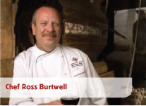 Chef Ross Burtwell