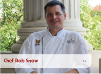 Chef Rob Snow