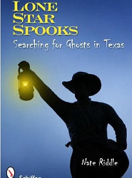 Book Cover: Lone Star Spooks