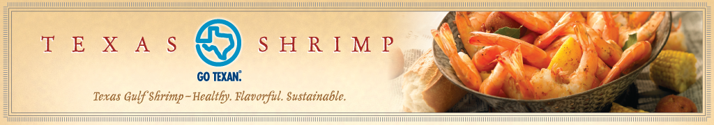 Texas Gulf Shrimp - Healthy. Flavorful. Sustainable.