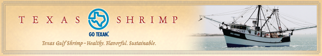 Texas Shrimp - Texas Gulf Shrimp - Healthy. Flavorful. Sustainable.