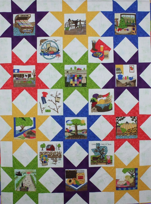 Agriculture is Your Culture Quilt
